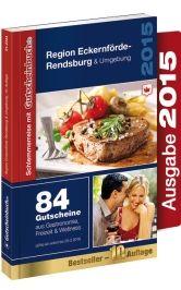 Gutscheinbuch Eckernförde-Rendsburg & Umgebung