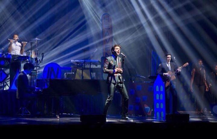 Mika en concert Place des Arts, Montréal, 4 juillet 2015