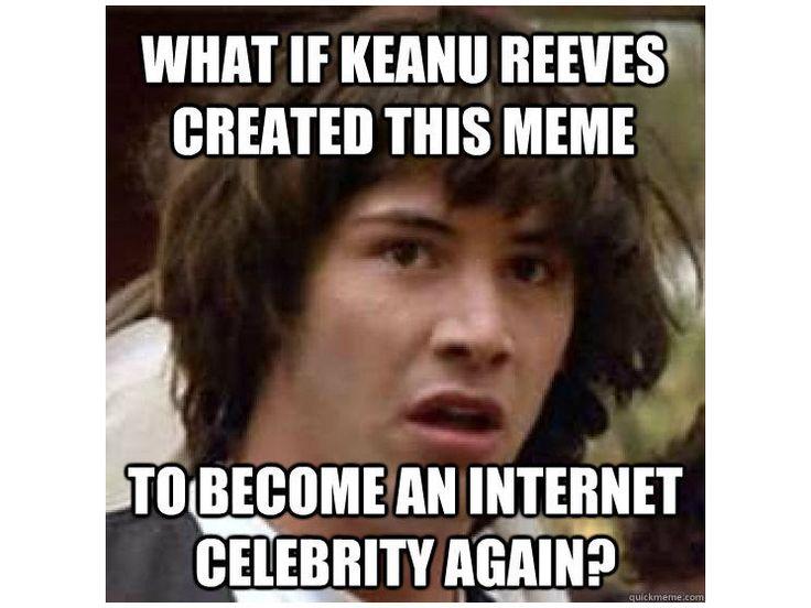Reeves meme keanu