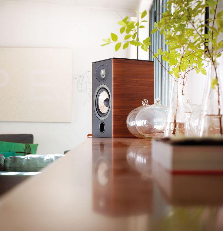 Focal JM Labs Aria 906 Bookshelf speaker (walnut) - Speakers at ...
