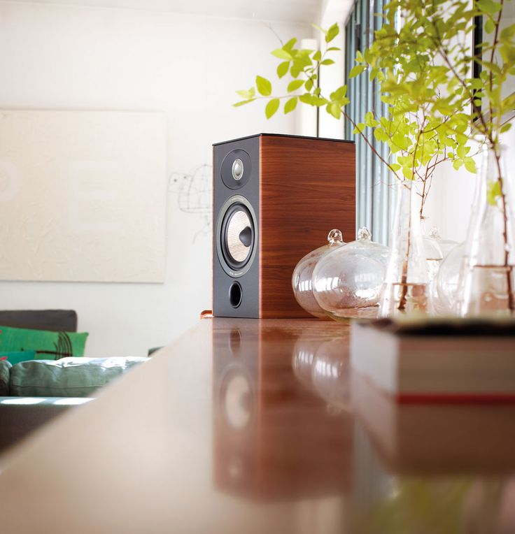 Focal JM Labs Aria 906 Bookshelf speaker (walnut) - Speakers at ...