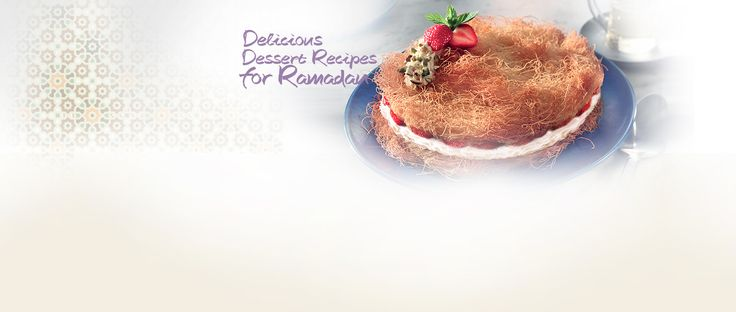 Ramadan Recipes | Daily Iftar Recipes | Healthy Ramadan Recipes |Recipe Ideas| Dishes & Desserts - Nestle Family Middle East