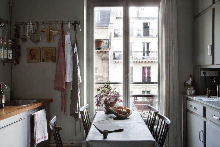 Jacky Parker Paris Apartment
