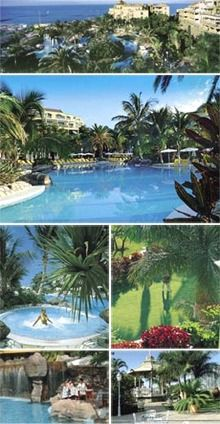Disabled Access Holidays - Wheelchair accessible accommodation in the Jardines De Nivaria, Playa De Las Americas