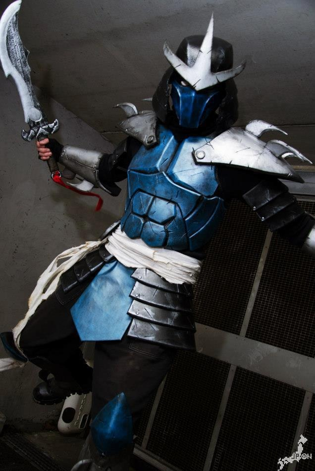 ninja turtles shredder costume photo8
