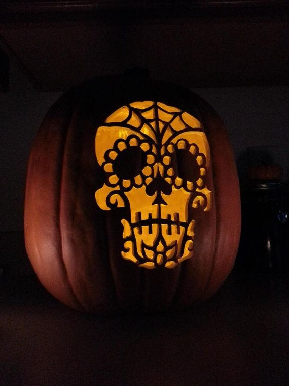 247 best images about crafty motherfuckers on pinterest for Skull pumpkin carving ideas