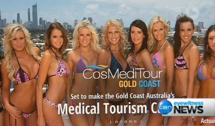 CosMediTour on ten eyewitness NEWS Channel 10 News were at the CosMediTour offices in Broadbeach to cover the news of the launch of CosMediTour Australia – and in particular the new exclusive alliance with the Breast Academy Gold Coast, with clients flying in from around Australia and New Zealand to take advantage of the unbeatable Read the full article...