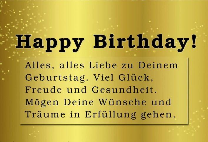 Pin Von Swetlana Auf Happy Birthday In 2020 Geburtstagswunsche