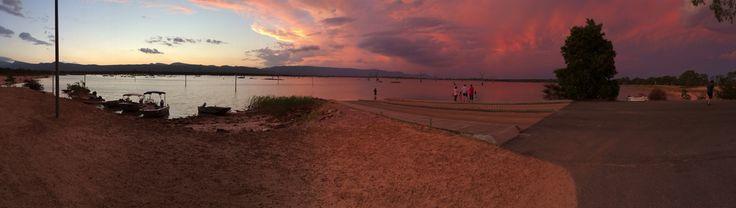 Sunset Fyans