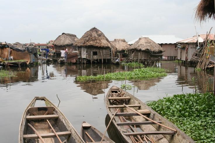 Lake-seeing in Togo