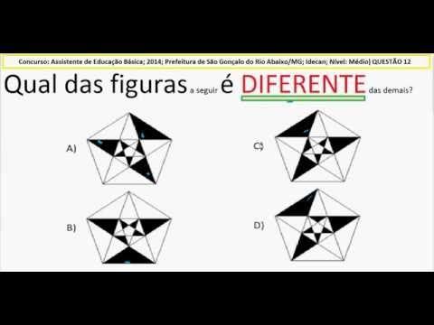 Curso de Raciocínio Lógico Teste Psicotécnico Detran e concurso Raciocín... https://youtu.be/snQJTLVw7lc