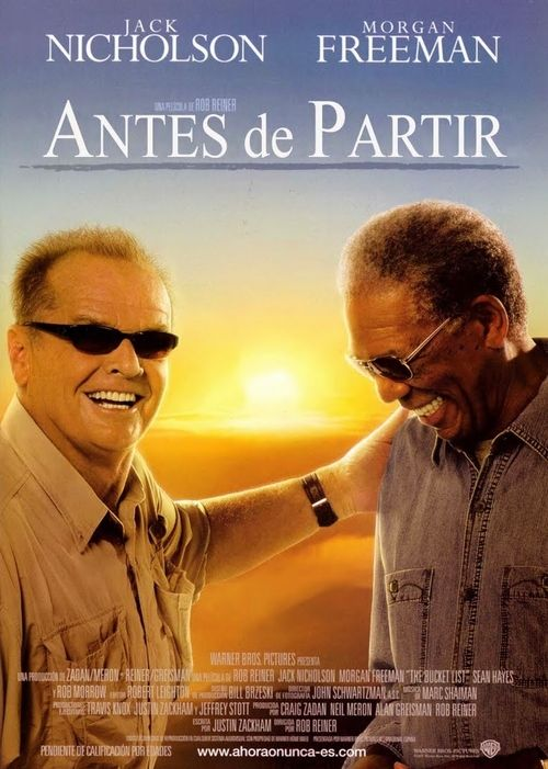 The Bucket List 2007 full Movie HD Free Download DVDrip