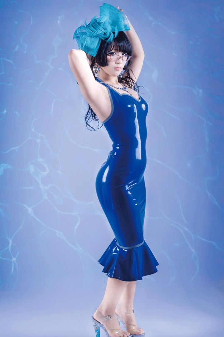 Donshofer Eri Kitami Latex Dress In 2019 Latex