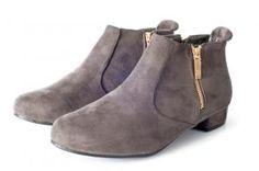 Cómo limpiar botas de ante #moda #botines #ante