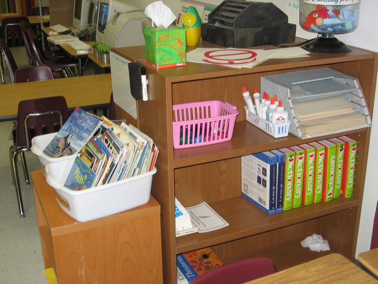classroom organization using centers