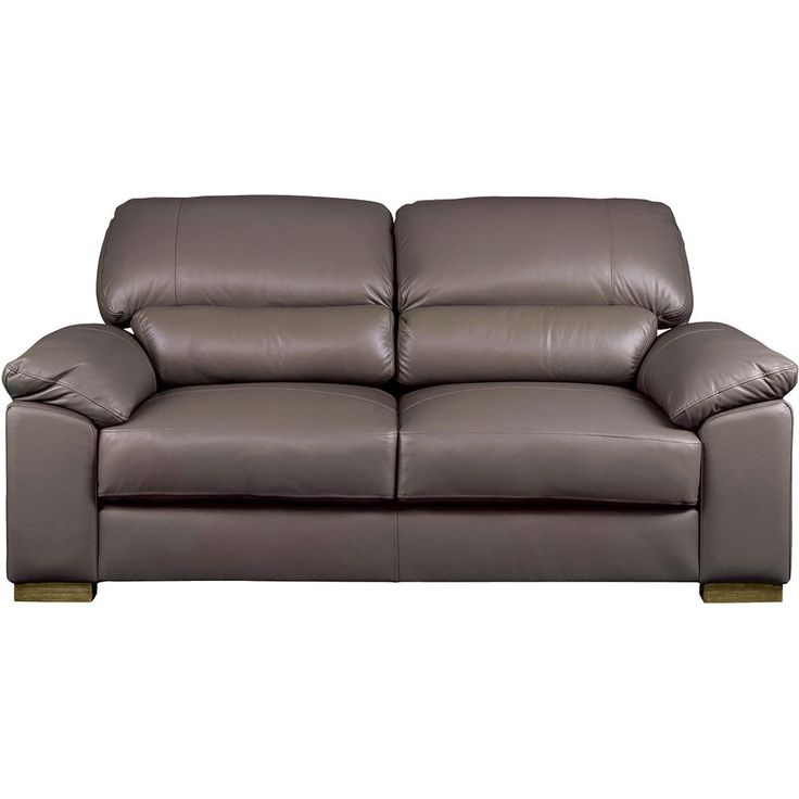 Urban leather sofa