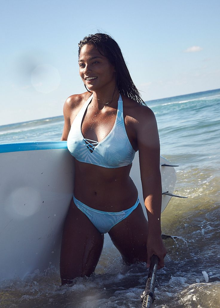 """""""Sustainability is very important to us as well as having the highest quality of swimwear and we are glad that we were able to bring our customer a truly eco-suit that doesn't compromise the quality she expects from us. In the spring collection, we really put our new fabric to the test and feel excited to bring this beautiful new collection to our customers."""""""
