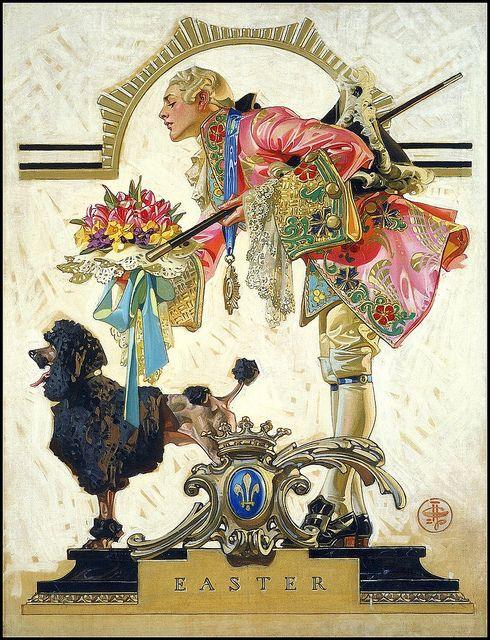 Vintage et cancrelats: JC Leyendecker