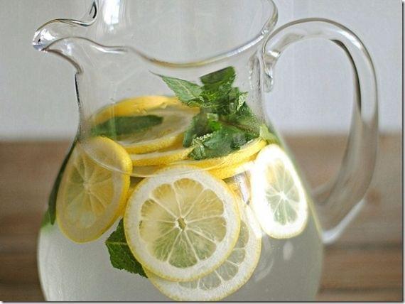 Benefícios das águas saborizadas