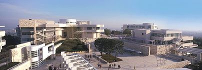 Spent a day at the Getty Center this weekend. Using that $five billion trust well. Free admission, amazing art, breathtaking architecture and unparalleled views. An LA must see.