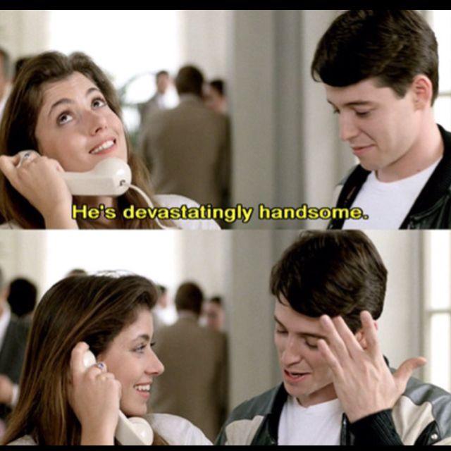 Ferris Bueller Quote: 51 Best Images About Ferris Bueller's Day Off On Pinterest