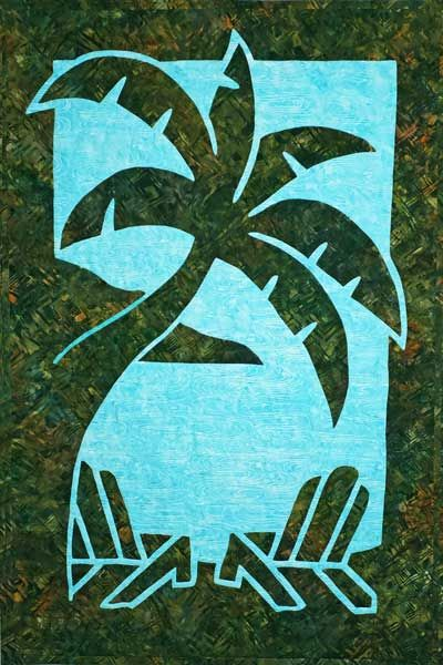 616 Best Images About Hawaiian Quilts On Pinterest