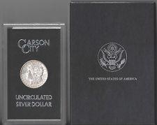 1885-CC  Morgan Silver Dollar in Original GSA Box  - I don't need it in a GSA holder. $500 +