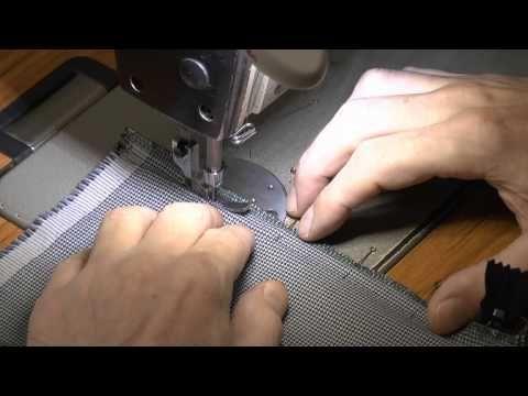▶ Как вшить и скрыть молнию.курсы кройки и шитья - YouTube   шитье   Постила