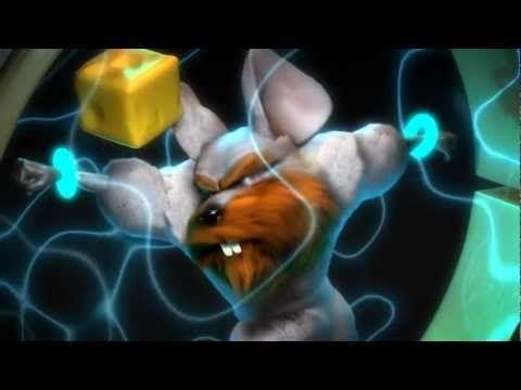 MouseHunt Animation (HD Version) - Made for HitGrab Games frankvanderwel.blogspot.com
