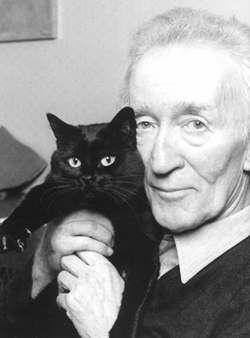 """Claude Roy (1915-1997). """"Du petit jour à la nuit noire  / Qui bat les cartes, quelle mémoire ?"""""""