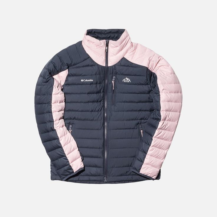 Kith x Columbia Sportswear Antora Pinnacle Jacket - Superstorm