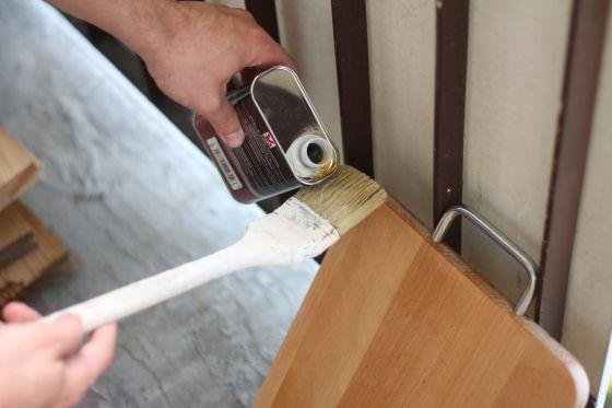 5 sposobów jak zadbać o drewnianą deskę kuchenną, jak ją zabezpieczyć | i-love-diy