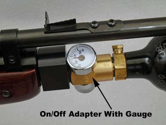 QB78 QB79 QB79 PCP Repeater air rifle airgun - induced info
