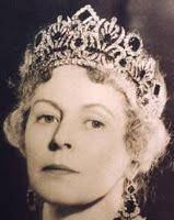 Tiara Mania: Empress Marie Louise of France's Emerald Diadem worn by Princess Alice of Altenburg
