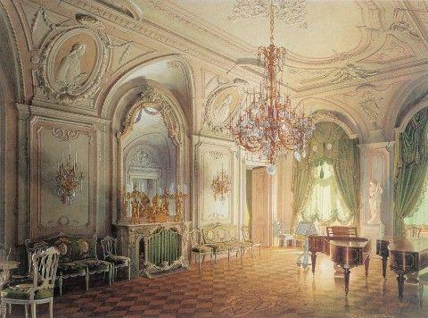 Премацци Л. О., Концертный зал. 1869-1872.
