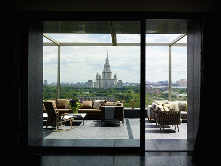 House In Moscow - Picture gallery