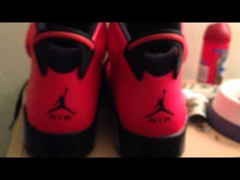 Nike Air Jordan Infrared 23 Sneaker Review Asg 2014 -  http://nikebasketballshoestore.