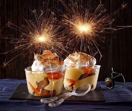 Trifle mandarines-cantucci   Betty Bossi