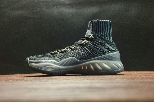 big sale 459c8 c5463 adidas Crazy Explosive Discount adidas Crazy Explosive 2017 Primeknit Black  Basketball Shoe For Discount