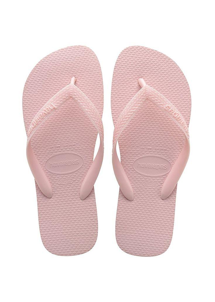 Havaianas Top Pearl Pink Flip Flops  Price From: 18,47$CA