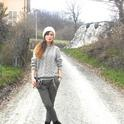 NATURAL COLORS  , no brand in Sweaters, no brand in Pants, Femblu in Ankle Boots / Booties, no brand in Beanies / Berets