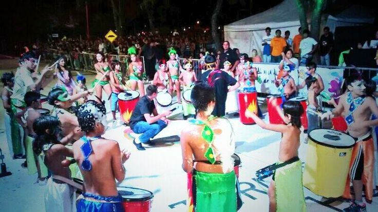 Batucadas en #TermasDeRioHondo, #SantiagoDelEstero #NorteArgentino #Termas #CarnavalFederal2014 #Carnaval #ArgentinaEsTuMundo #Argentina #Viajes #Eventos | Para más info, entrá a www.facebook.com/viajaportupais