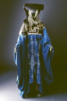 This is a traditional Saudi outfit for a women.