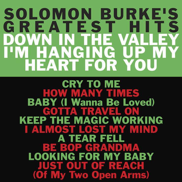 17 Best Ideas About Solomon Burke On Pinterest Otis