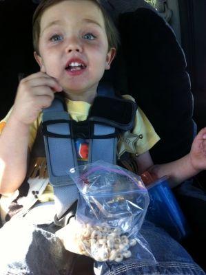 Roadtrip Snacks, Toys, & Games