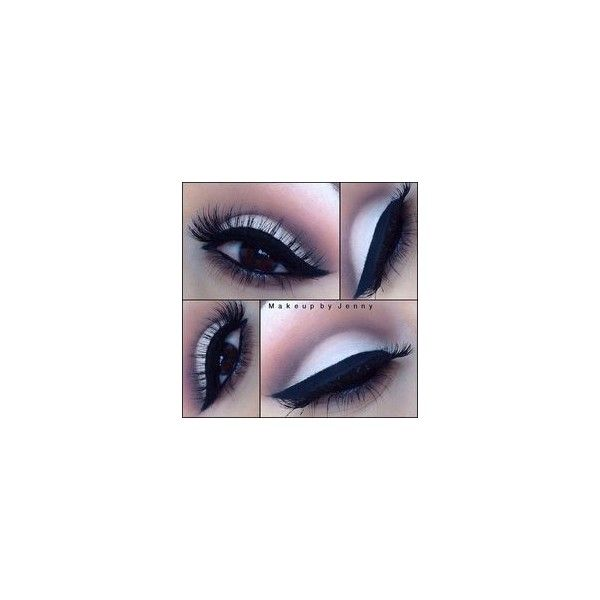 77 Gorgeous Makeup Ideas You Can Re-Create ❤ liked on Polyvore featuring beauty products and makeup