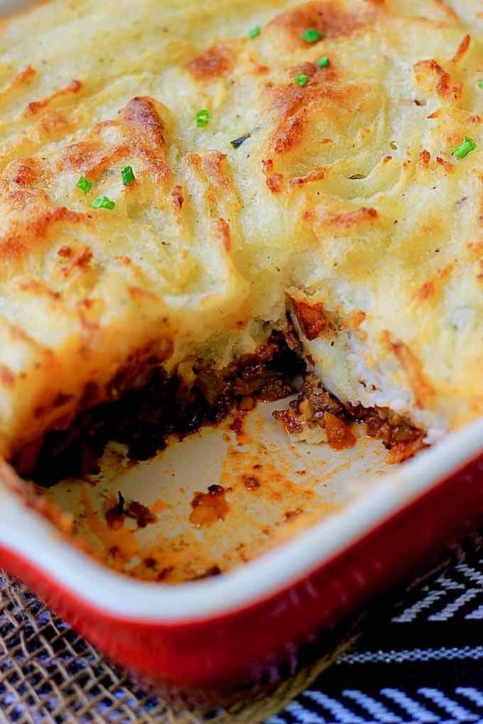 Shepherd S Pie Traditional English Recipe 196 Flavors In 2020 Shepherds Pie Recipe Easy Easy Pie Recipes Shepherds Pie