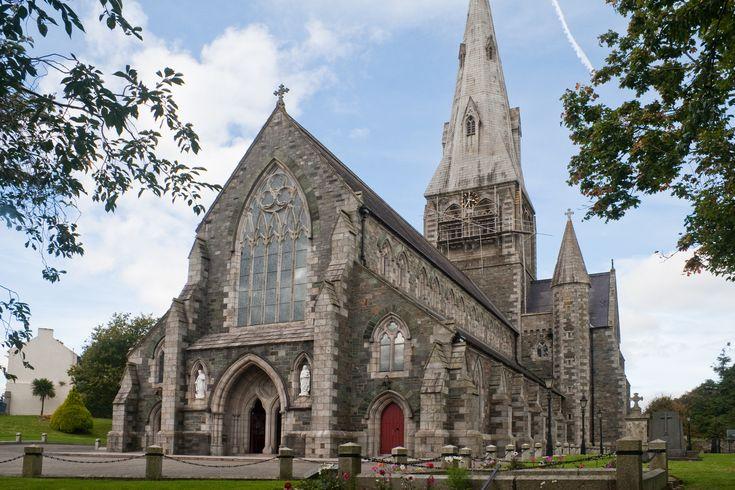 St Aidan Church Wexford Ireland | St. Aidan's Cathedral, Enniscorthy VILLAGE WALK 39-3  - ENNISCORTHY