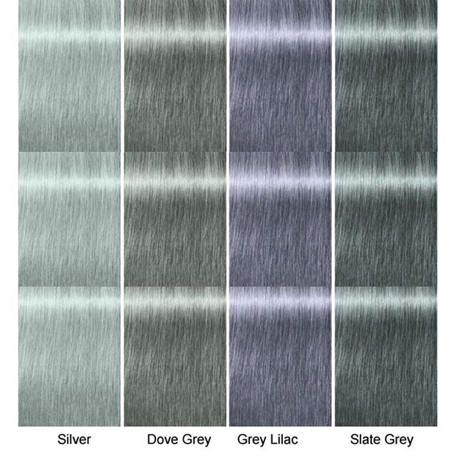 Pick a color, any color! Say hello to the NEW IGORA ROYAL ABSOLUTE SILVERWHITE color line!  #APassionForColor