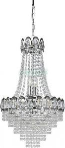 Nietzsche kristály csillár 7x40W 41826/11/10 Massive, Világítástechnika, Beltéri dekor világítás, Csillárok, Massive
